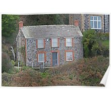 Doc Martins House, Port Isaac Poster