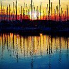 Howth Sunset 7b by Patrick Horgan