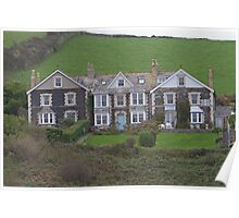 B & B in Port Isaac Poster