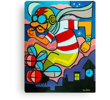 Fly Guy Canvas Print