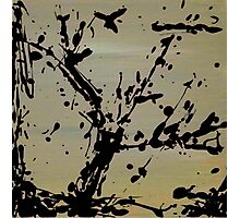 Abstract Toxic Event Photographic Print