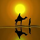The road to Bethlehem'... by Valerie Anne Kelly