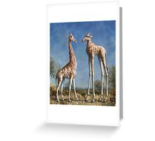 Emmm...Welcome to the herd. Greeting Card