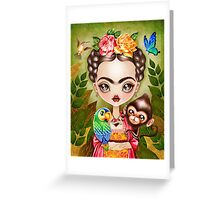 Frida Querida Greeting Card