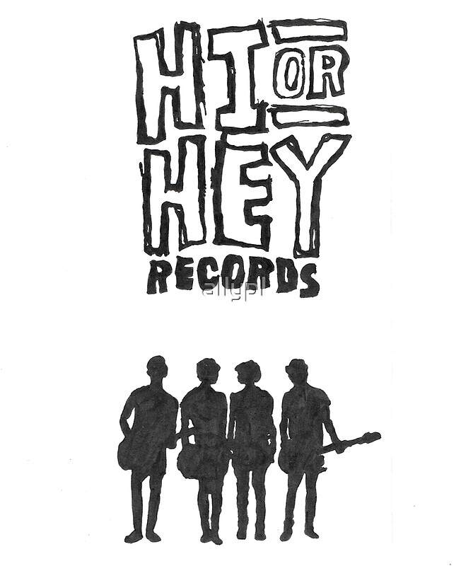 5sos pop art posters by allypl redbubble for 5sos room decor ideas