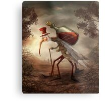 Old mosquito Metal Print