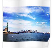 NYC Skyline Poster