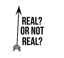 Real Or Not Real? Photographic Print