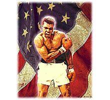 "Muhammad Ali - ""The People's Champion"" Photographic Print"