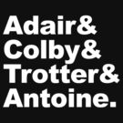 Adair & Colby & Trotter & Antoine by zorpzorp