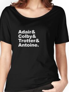 Adair & Colby & Trotter & Antoine Women's Relaxed Fit T-Shirt