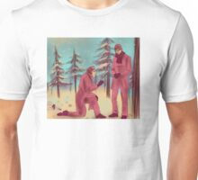 Hannigram - Proposal in the snow Unisex T-Shirt