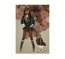 Country Chic Art Print
