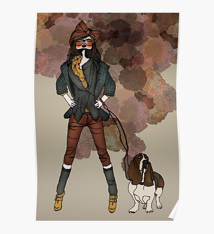 Country Chic Poster