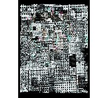 Urban Fragment Photographic Print