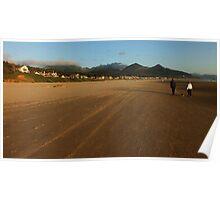 Panoramic Beach ~ Part One Poster