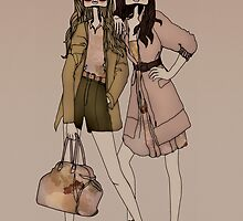 Lola & MIlu by annabours