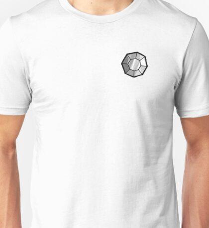 Boulder Badge (Pokemon Gym Badge) Unisex T-Shirt