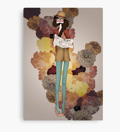 New Stories we love Canvas Print