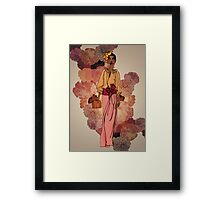 Abricot Framed Print