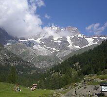 IL MONTE ROSA.....domani e poi..ITALY- EUROPA.- 2800 VISUALIZZAZ.OTT.2015 - Featured in italia 500+ VETRINA RB EXPLORE 10 LUGLIO 2012 ---- by Guendalyn