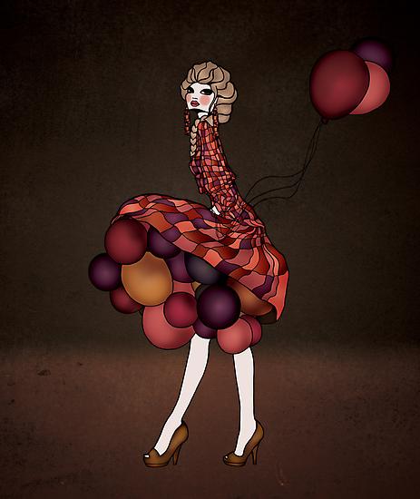 Le Ballon by annabours