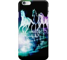 HAPPY HORSES!!!!!!!! iPhone Case/Skin
