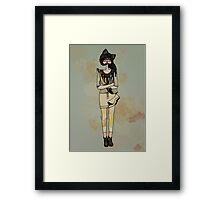 Chus Framed Print