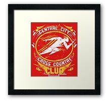 Cross Country Club Framed Print