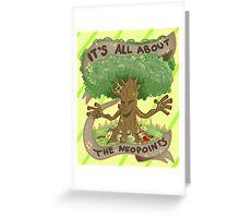 The Money Tree Greeting Card