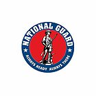 National Guard Emblem - iPhone Case by Buckwhite