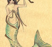 Inkmaid Queen by inkmaid