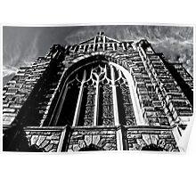 Catholic Church HDR Poster