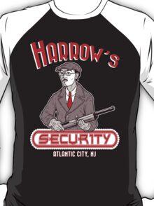 Harrow's Security T-Shirt