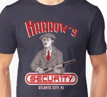 Harrow's Security Unisex T-Shirt