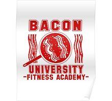 Bacon University Poster