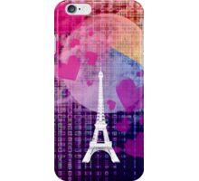 PARIS.PARIS.PARIS. iPhone Case/Skin