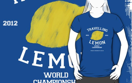 2012 Travelling Lemon World Championship by nimbusnought