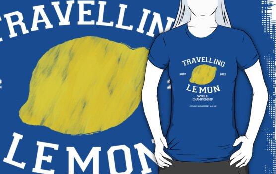 2012 Travelling Lemon World Championship by nimbusnought