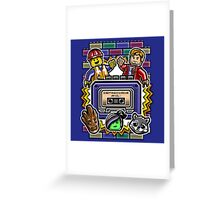 Everything is Awesome Mix Vol. 1 Greeting Card