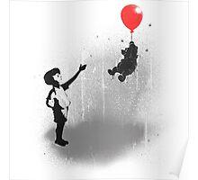 Little Black Rain Cloud Poster