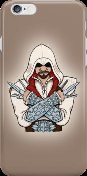 Swiss Assassin by DoodleDojo
