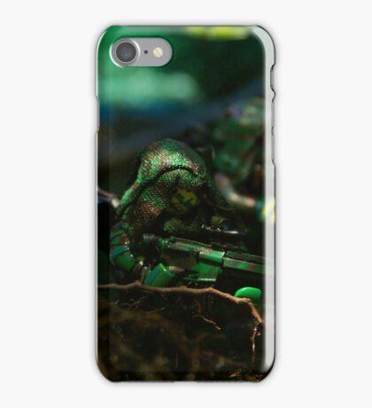 Jungle Spec Op 3 iPhone Case/Skin