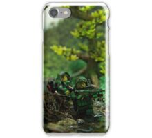 Jungle Spec Op 4 iPhone Case/Skin