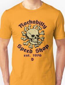 Rockabilly Speed Shop T-Shirt