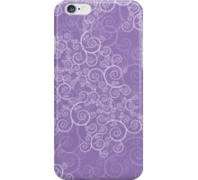 Curly iPhone Case/Skin
