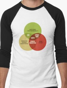 Santa Venn Diagram T-Shirt