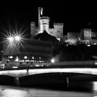 Inverness Castle by Night by IonaSpence