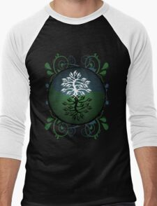 Duality and the Tree of Life Men's Baseball ¾ T-Shirt