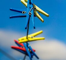 Just pegs. by Adam1965